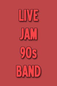 Live Jam 90s Band